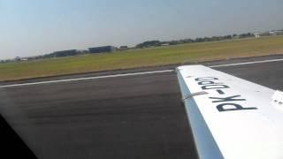 Citation XLS Landing In Surabaya.MOV
