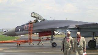Russia's Next Fighter Jet: An Inside Look At The Sukhoi 35