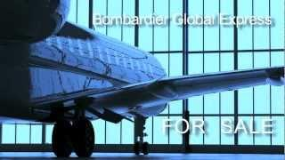 Bombardier Global Express M-MMAA For Sale