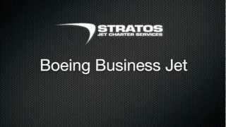 Boeing Business Jet Private Jet Charter Flights