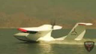 First Flight Of ICON A5 Prototype