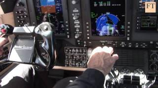 Hawker Beechcraft's King Air 350i: A Durable Private Aircraft - FT
