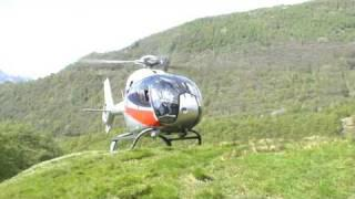 Steep Take-off With Eurocopter EC120 B