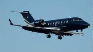 Bombardier-CL-600 (Ocean Sky Aviation)Внуково