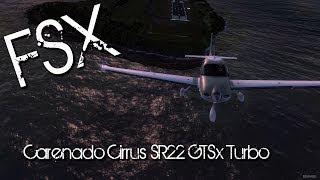 FSX - Carenado Cirrus SR22 GTSx Turbo