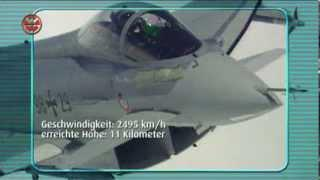 Eurofighter Typhoon VS Joint Strike Fighter F-35