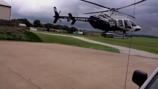 Bell 407 Start Up And Lift Off