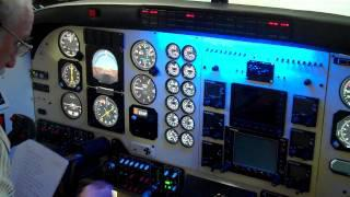 King Air C90 Simulator: Before Engine Starting (Checklist)