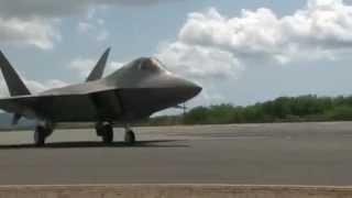 Hawaii's F-22 Raptors