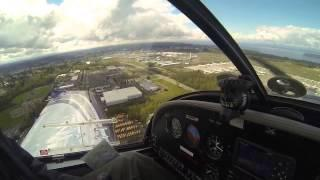 First Landing In Years In The Evektor Sportstar At Paine Field