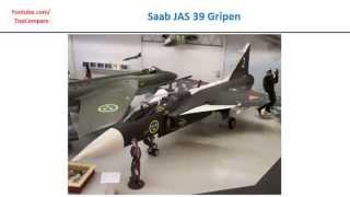 18E/F Super Hornet Versus Saab JAS 39 Gripen, Multirole Fighter Performance  Comparison