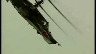 New-2009 - Ka-50 Black Shark Vs AH-64 Apache - HQ - High QUality
