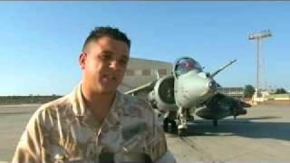 Harrier Training 28.09.10