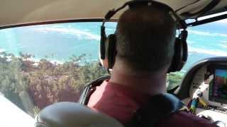 Maui Flight In Cirrus SR22