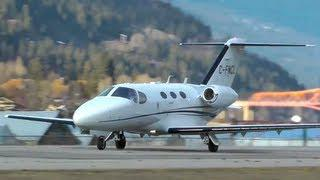 Cessna 510 Citation Mustang Takeoff