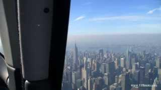NYC Skyline Flight Cirrus SR22