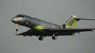 Bombardier Inc. | Bombardier Global 5000 | 3 Missed Approaches | C-GSYX | Val-d'Or (CYVO)