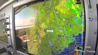 North Atlantic Crossing In A G1000 Piper Meridian: Leg 1
