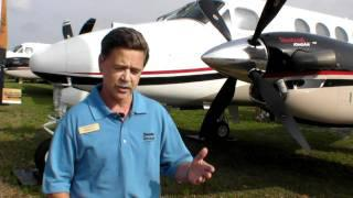 Hawker Beechcraft's Improved King Air 250