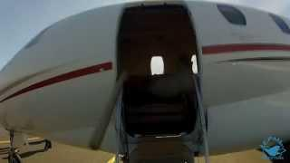 Cessna 560 Citation XLS Na Lotnisku W Mielcu