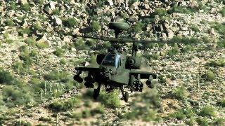 Boeing - AH-64E Apache Guardian Attack Helicopter : A Soldier's Guardian [720p]