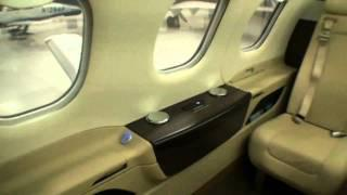 Embraer Phenom 100 Interior Air Charter Flight Call : +1 (608) 554-0461