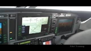 A Missed Approach In A Piper PA46 Meridian