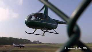 Friendly And Skilled Helicopter Pilot Shows His Skills For Me || Robinson R44 Helicopter
