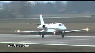 Cessna Citation XLS - Smoothest Landing Ever!!