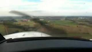 Piper Meridian PA46T N926PC Landing At SSCT (Cianorte-Brazil)
