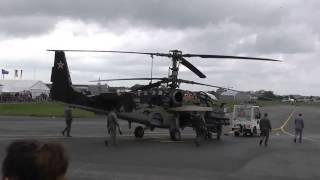 Kamov Ka 52 Alligator Of RuAF