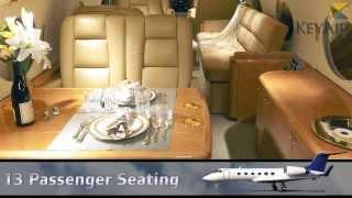 Gulfstream IVSP Private Jet Charter