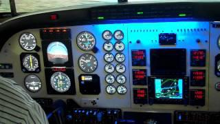 King Air C90 Simulator: Before Takeoff (Final Items)