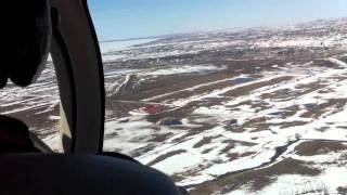 Cirrus SR22 Slip To Land In ND