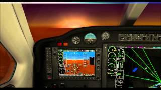 Carenado Daher-Socata TBM 850 HD Series Test Flight
