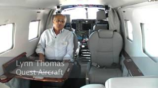Quest Kodiak Executive Interior