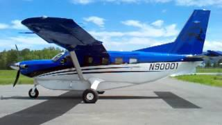 Quest Kodiak 100 Run Up