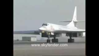 Tupolev Tu-160 Tu-95 Tu-22 Take Off
