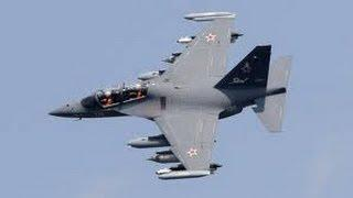 Russian Yak 130 Air Combat Trainer What Su-35 Pilots Use To Improve Their Skills