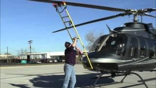 Bell 407 Blade Fold Kit Demonstration Video