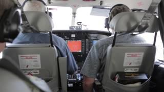 2013 Kodiak With Aerocet Floats Landing And Take Off Walkthroughs