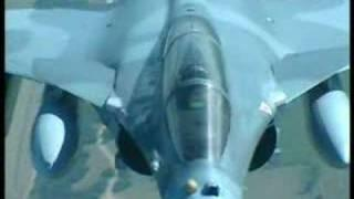 Dassault Rafale Omnirole Fighter/Bomber Test-flights