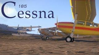 ARMA III Alpha - Cessna 185 Skywagon - Light Aircraft [Plane Addon]