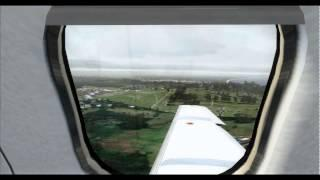 FSX | FeelThere Embraer Phenom 100 | Landing At Ballina