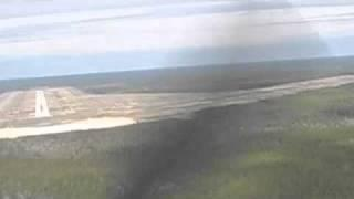 Cirrus SR22 Approach/Landing In Panama City