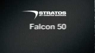 Falcon 50 Private Jet Charter Flights