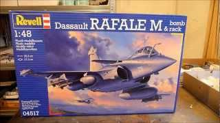 Kit Review: Revell Dassault Rafale M In 1/48 Scale