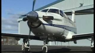Pilatus PC12 Turboprop Start UP